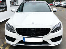 AMG C63 GTS Style Grille facelift look W205 C205 Classe C sans 360 appareil photo
