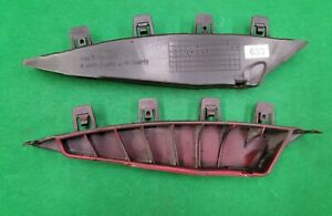 2013 - 2015 Acura ILX Rear Bumper Wheel Arch Right And Left OEM