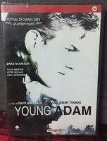 Young Adam DVD Sigillato Ewan McGregor Mackenzie Cecchi Gori Fuori Catalogo  N