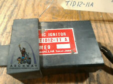 1984 Honda VT700 Shadow 700 CDI UNIT Igniter.TID 12-11A USED tested Working!