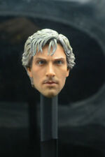 "QuickSilver Aaron Johnson 1/6 scale Head Sculpt Collections for 12"" Body Figure"