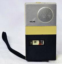 PHILIPS LFH 0085/15 Vintage Diktiergerät Memo mit 15 Min. Kasette