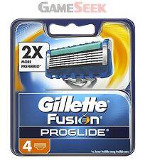 Gillette Fusion Proglide Razor Blades 4 - 100 Pcs