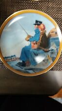 """Plate""""The Journey Home"""" The Rarest Rockwells Plate Collection by Norman Rockwell"""