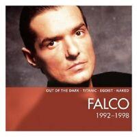 """FALCO """"ESSENTIAL 1992-1998"""" CD NEUWARE"""