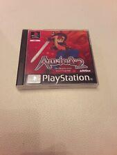 ALUNDRA 2 PSX  RPG Top Zustand