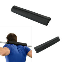 Barbell Pad Supports Squat Bar Weight Lifting Pull Up Gripper Mat Protective New