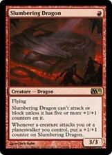 SLUMBERING DRAGON M13 Magic 2013 MTG Red Creature—Dragon RARE