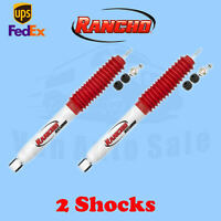 "Rancho RS5000X Front 2"" Lift Shocks for Dodge Ram 2500 4WD 1994-02 Kit 2"