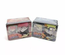 NEW Naruto Shippuden CCG Collectible Trading Card Game Series 8 Lot Of 2 Tins