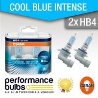 HB4 (9006) Osram Cool Blue Intense TOYOTA COROLLA VERSO 04- Low Beam Bulbs