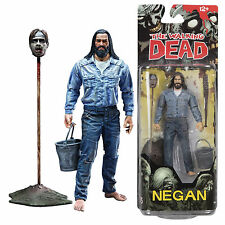 McFarIane Toys Walking Dead Comic Series 5 Negan Action Figure