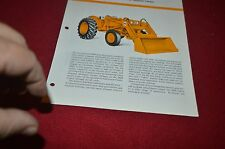 International Harvester 2000 Loader Dealer's Brochure YABE10 ver