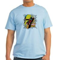 CafePress Nightcrawler X Men Light T Shirt 100% Cotton T-Shirt (1248643917)