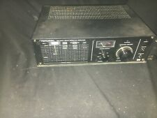 Realistic MPA-90 100 Watt Solid State PA Amplifier Model 32 2024A TESTED
