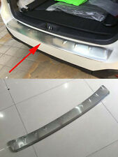 Rear Outer Bumper Protector Cover Trim for 2015 2016 Subaru Outback Steel Words