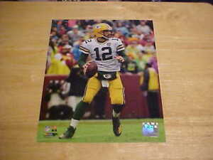 Aaron Rodgers In Action Officially LICENSED 8X10 Photo FREE SHIPPING 3/more