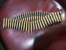 1970's Ladies Disco Bullet Belt