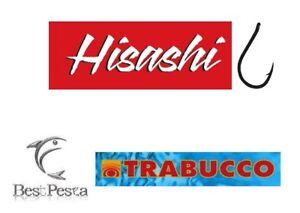 Ami da Pesca - TRABUCCO HISASHI 10026 CHINU - 1 bustina MISURA 06