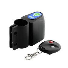 Lock Bicycles Bike Security Wireless Remote Control Vibration Alarm Super