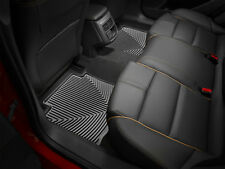 WeatherTech All-Weather Floor Mats for 2016 - 2019 Chevrolet Malibu Black
