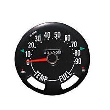 Speedometer Gauge 0-90 Mph 55-79 Jeep Cj Models X 17207.01