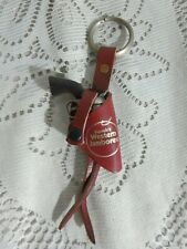 Harrah's Western Jamboree Advertising Pistol / Holster Key Ring