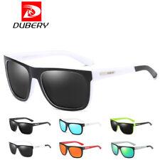 DUBERY Men Vintage Polarized Sunglasses Driving Eyewear Shades UV400 Eye Glasses