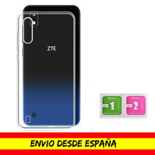 Funda Movil ZTE A7 2019 / Transparente Toallita Limpiadora Pantalla Cover