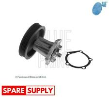 WATER PUMP FOR CHEVROLET BLUE PRINT ADG09187