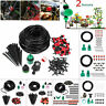 5m-30m Water Irrigation Kit Set Micro Drip Watering System Auto Plant Garden UK