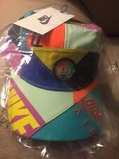 Nike x Atmos NRG AW84 Cap CI1397-416 Multi Color Nikelab Hat Light Air Max 2 1