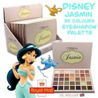 DISNEY JASMIN Professional Pressed Pigment Glitter 35 Powder Eye Shadow Palette