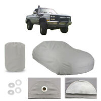 Chevy Blazer K5 5 Layer Car Cover Fitted Outdoor Water Proof Rain Snow Sun Dust