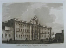 Prato Aquatinta in Sepiadruck 1801