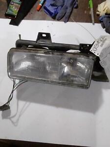 Headlamp Assembly PONTIAC 6000 Right 86 87 88