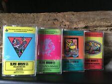 Black Magick SS 4 LOT Cassette Tapes Creep Purple