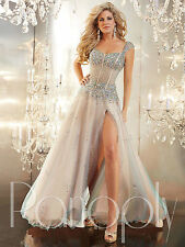 Formal Long Prom Dresses Party Ball Evening Cocktail Pageant Dress Wedding Gowns