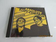 ABSOLUTE BODY CONTROL-SORROW-CD-EBM COLD WAVE KLINIK FRONT 242 MINIMAL