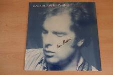 """Van Morrison Autogramm signed LP-Cover """"Into the Music"""" Vinyl"""