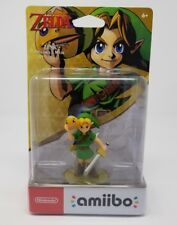 Link Majora's Mask Amiibo - The Legend of Zelda - Fierce Diety Armor - *NEW*