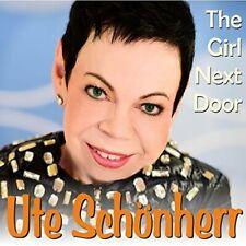 Ute Schönherr Girl next door (2015; 2 versions)  [Maxi-CD]