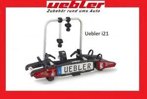 Uebler i21 Premium Fahrradträger, Fahrradheckträger, AHK, TOP NEU 15900