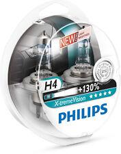 PHILIPS X-TREME VISION h4 +130% p43t 12342xv 2 ST +++ Top-prezzo +++