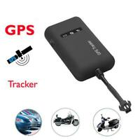 Vehicle GPS Tracker Real Time GSM GPRS Tracking Motorcycle Car Device Locator