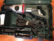 Metabo Khe-D28 Sds Rotary Hammer w/Case, depth rod, handle, manual Free Shipping