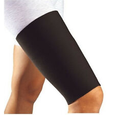1 Pcs Thigh Sleeve Calf Leg Compression Hamstring Groin & Quad Support Brace