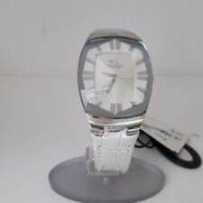 Chronotech Orologio Donna Cinturino Pelle argento 7065L/26 Watch 3 ATM