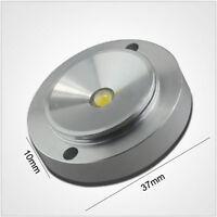 Moderno 1W LED Miniatura Fino pequeño Focos Lámparas De Techo mostrar luces 5265
