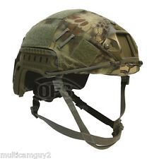 OPS/UR-TACTICAL HELMET COVER FOR OPS-CORE FAST HELMET IN KRYPTEK-MANDRAKE -L/XL